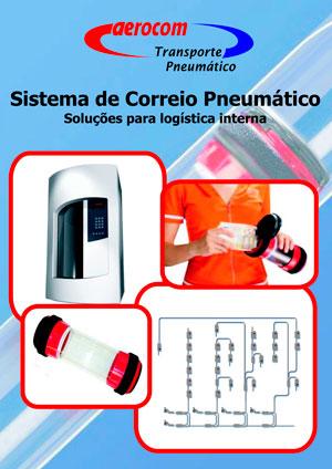 Catálogo de sistema pneumático diversos usos